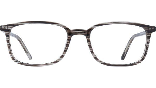 Ashlyn 5319 Grey Horn von Glasses Direct