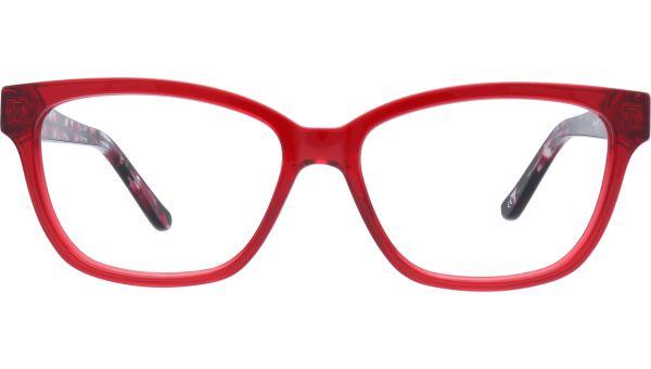Clara 5214 Red von Glasses Direct