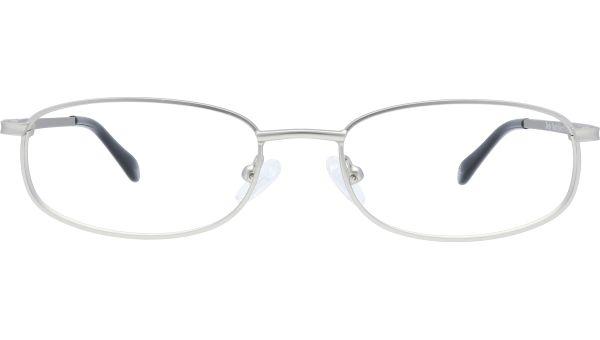 Darby 5117 Matte Silver von Glasses Direct
