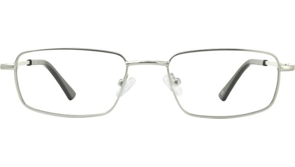 Ellis5018 Matte Silver von Glasses Direct