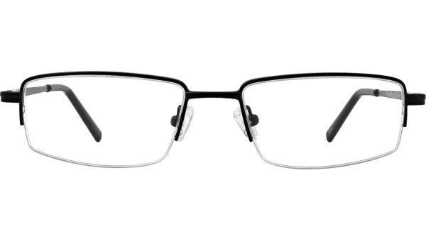 Erin 5017 Matte Black von Glasses Direct