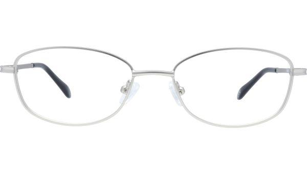 Jules5117 Matte Silver von Glasses Direct