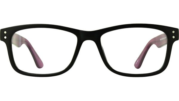 Piper5018 Black / Purple von Glasses Direct