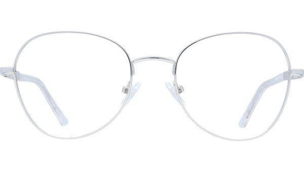 Aida 5220 Shiny Silver von Glasses Direct