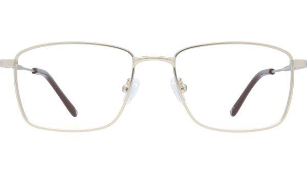 Barnaby 5217 Matte Gold von Glasses Direct