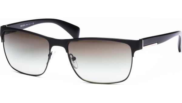 51OS FAD3M1 5817 Matte Black/Black/Gray Grd von Prada