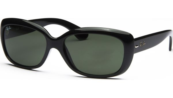 Jackie Ohh 4101 601 5817 Black/Crystal Green von Ray-Ban