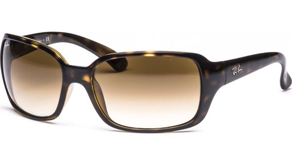4068 710/51 6017 Light Havana/Crystal Brown Grd von Ray-Ban