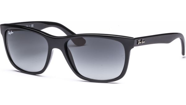 4181 601/71 5716 Black/Crystal Gradient Grey von Ray-Ban