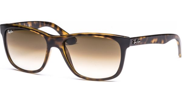 4181 710/51 5716 Light Havana/Crystal Brown Grd von Ray-Ban