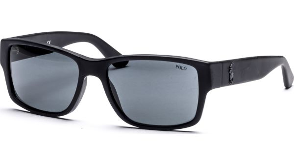 4061 500187 5717 Matte Black/Gray von Polo - Ralph Lauren