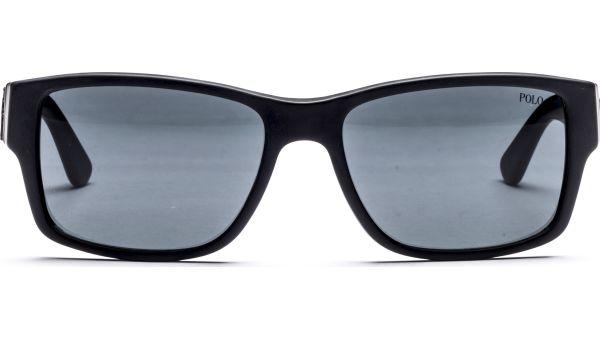 4061 500187 5717 Matte Black/Gray von Polo - Ralph Lauren