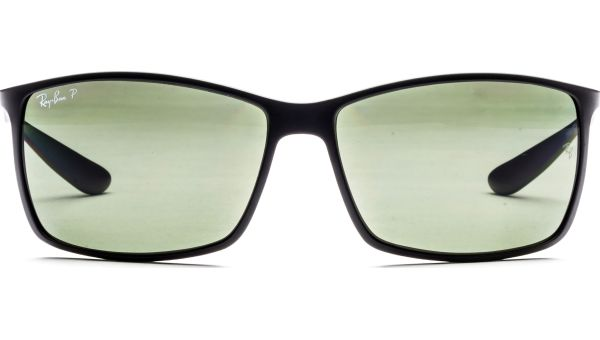 Liteforce 4179 601S9A 6213 Matte Black/Polar Green von Ray-Ban