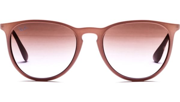 Erika 4171 600068 5418 Darb Rubber Sand/Brown Grd von Ray-Ban