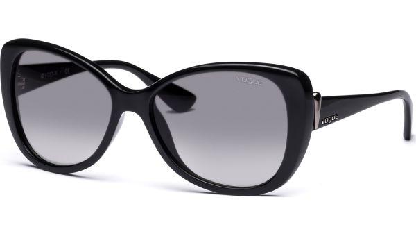 2819S W44/11 5816 Black/Gray Gradient von Vogue