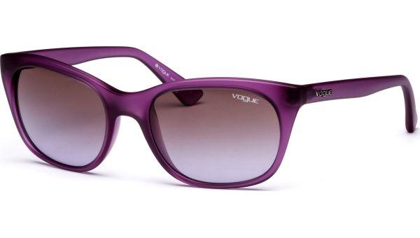 2743S 178368 5419 Matte Transp Violet/Vi Grd von Vogue