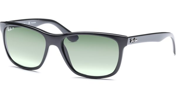4181 601/9A 5716 Black/Polar Green von Ray-Ban