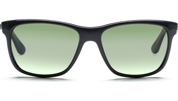 4181 601/9A 5716 Black/Polar Green von Ray-Ban