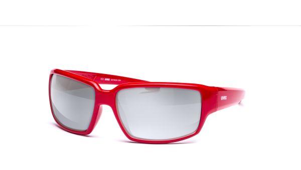 sportstyle 504 S533863 3316 6416 red/silver von Uvex