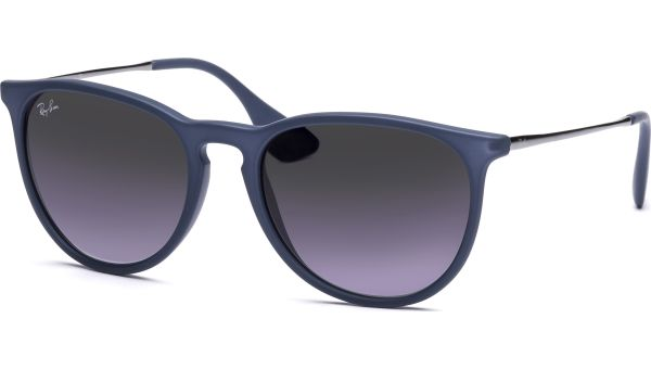 Erika 4171 60028G 5418 Rubber Blue/Grey Gradient von Ray-Ban