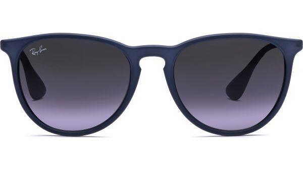Erika 4171 60028G 5418 Rubber Blue/Grey Gradient von Ray-Ban