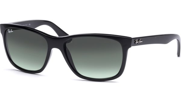 4181 601 5716 Black/Crystal Green von Ray-Ban