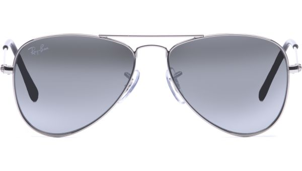 Junior 9506S 212/6G 5013 Shiny Silver/Grey Silver Mirror von Ray-Ban