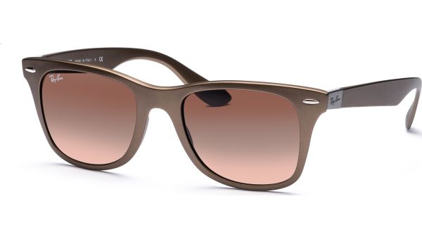 Wayfarer Liteforce 4195 603313 5220 Brown/Brown Gradient von Ray-Ban