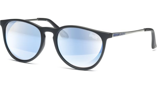 SDS Ellen 104 5521 Matte black/Blue Mirror von Superdry