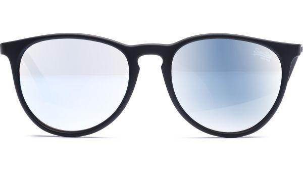 SDS Ellen 104 5521 Matte black/Blue Mirror von Superdry
