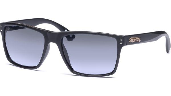 SDS Kobe 104 5718 Matte black/Solid smoke von Superdry