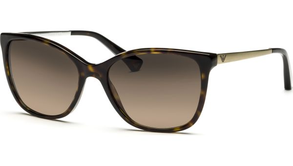 4025 502613 5517 Dark Havana/Brown Gradient von Emporio Armani