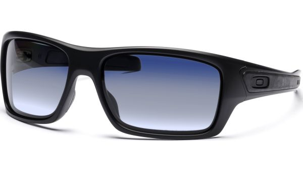Turbine 9263 926307 6317 Matte Black/Grey Polarized von Oakley