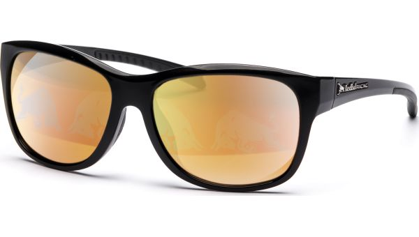 BULLSEYE 002S 5716 Schwarz/Smoke von Red Bull Racing Eyewear