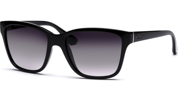 2896S W44/11 5417 Black/Grey Gradient von Vogue