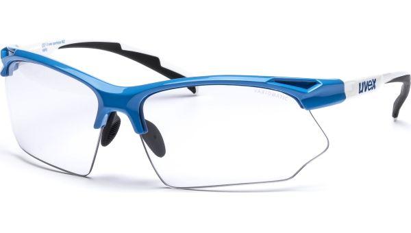 sportstyle 802 vario S530872 4801 7116 blue white von Uvex