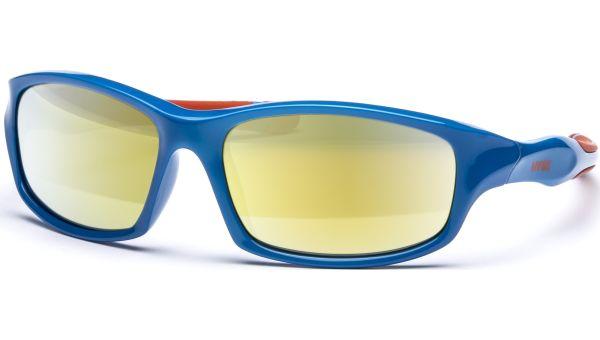 sportstyle 507 S533866 4316 5317 blue orange/mirror orange von Uvex