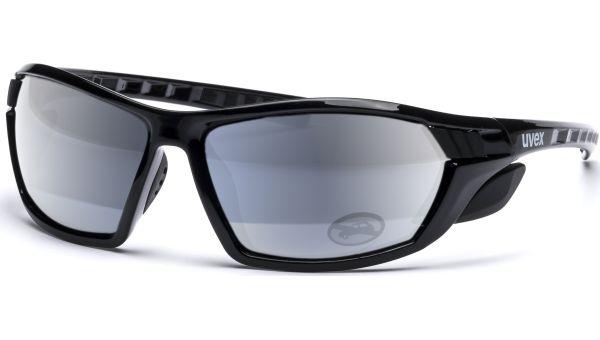 sportstyle 307 S530889 2216 6116 black/mirror silver von Uvex