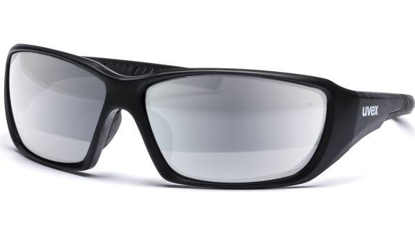 sportstyle 219 S530886 2216 6818 black mat/litemirror silver von Uvex