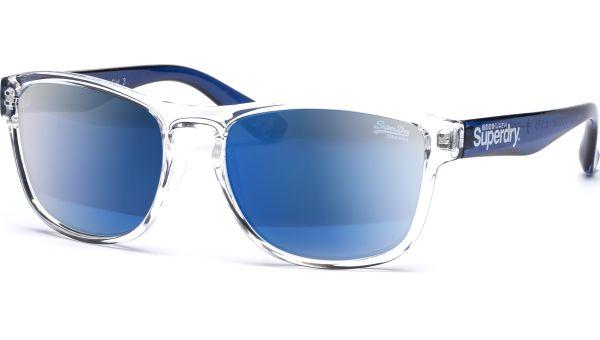 SDS Rockstar 175 5417 Gloss clear crystal/Blue crystal/Blue revo mirror von Superdry