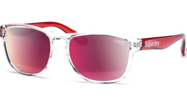 SDS Rockstar 186 5417 Gloss clear crystal/Red crystal/Red revo von Superdry