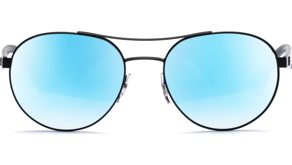 3536 006/55 5518 Black/Light Green Mirror Blue von Ray-Ban