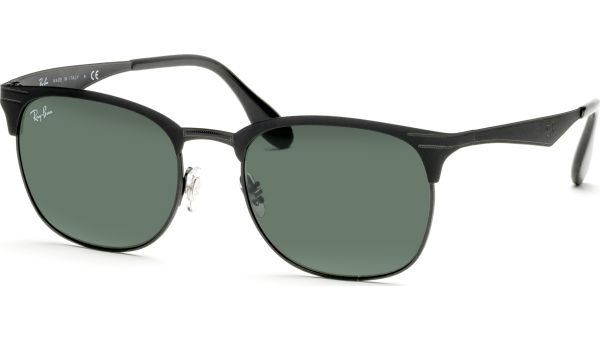 3538 186/71 5319 Black Matt On Shiny von Ray-Ban