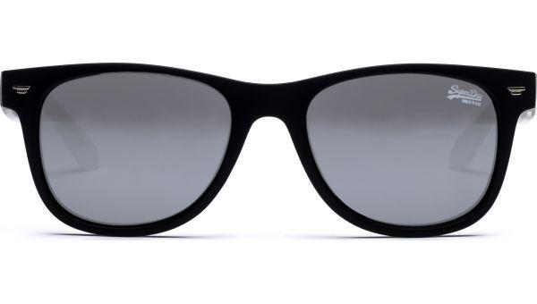 SDS Superfarer 104 5019 rubberised black/white von Superdry