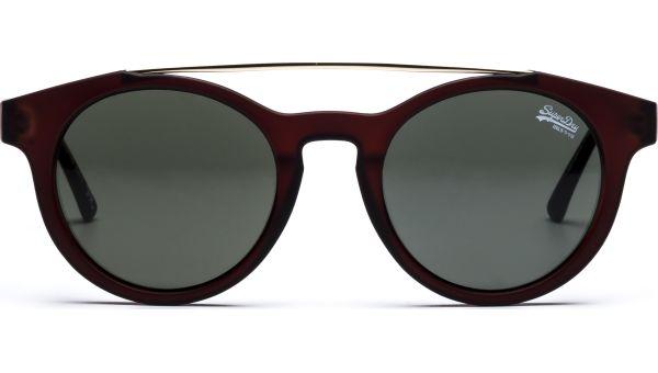 SDS Highbrow 103 4722 rubberised matte brown von Superdry