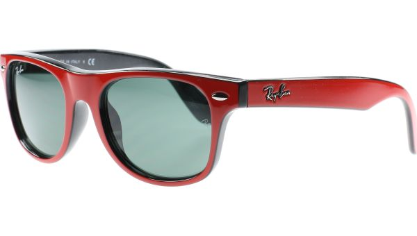 Junior 9035 162/71 4417 Red / Black von Ray-Ban