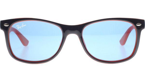 Junior New Wayfarer 9052S 178/80 4715 Black / Red / Blue von Ray-Ban
