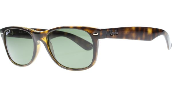 New Wayfarer 2132 902/58 5218 Tortoise / Yellow von Ray-Ban