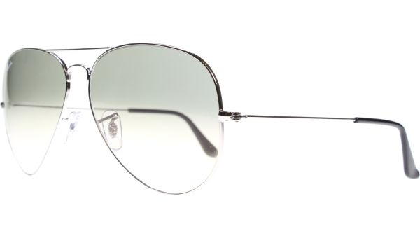 Aviator Metal Medium 3025 003/32 5814 Silver von Ray-Ban