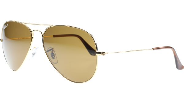 Aviator Metal Medium 3025 001/57 5814 Arista von Ray-Ban